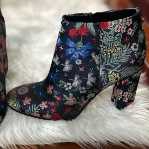 8a310fb76 Sam Edelman. Sam Edelman Cambell Embroidered Floral Booties